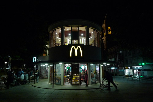McDonald's - Braga, Portugal