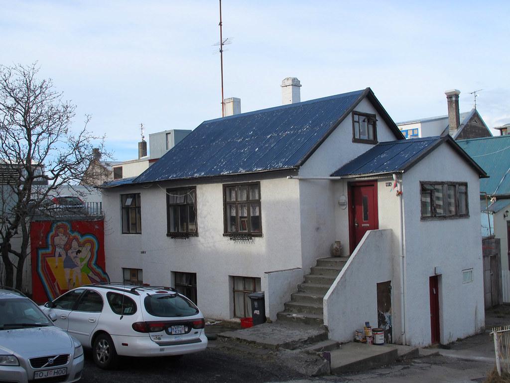 Las casas de colores de reykjavik islandia las casas de co flickr - Casas en islandia ...