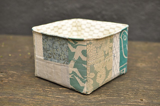 Karyn's Quilted Storage Box | by the workroom