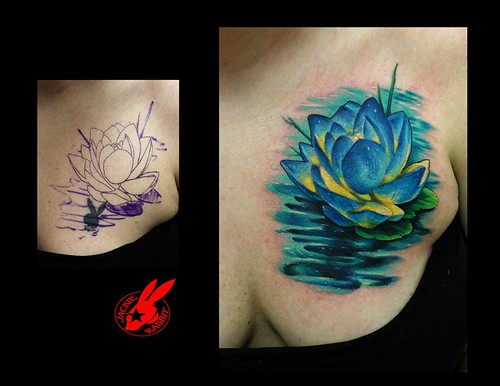 Lotus Flower Tattoo Wrist Cover Up Fondos De Pantalla