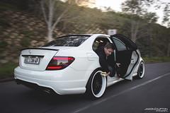 Mercedes C350 AMG  Jason Clifton  Flickr