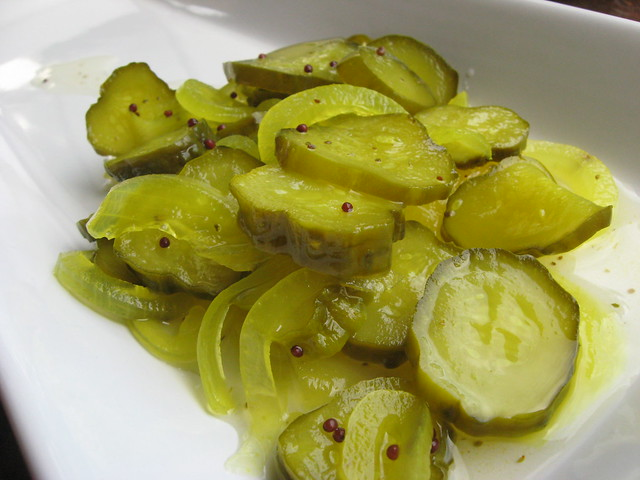 Bread and Butter Pickles | Flickr - Photo Sharing!
