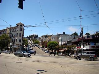 083 Straat in Castro buurt