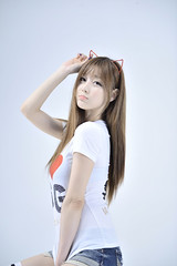 Korean teens models