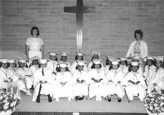 Kindergarten graduation, Stanfield AZ | by Mennonite Church USA Archives