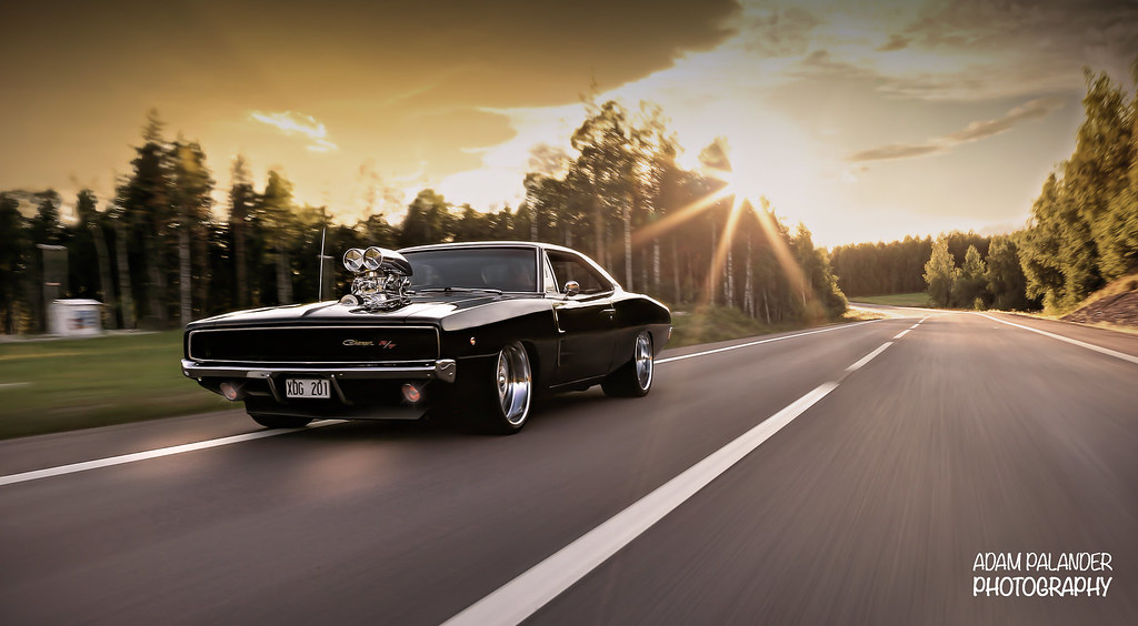 Dodge Charger 68 Location Sweden Of Johan Eriksson S