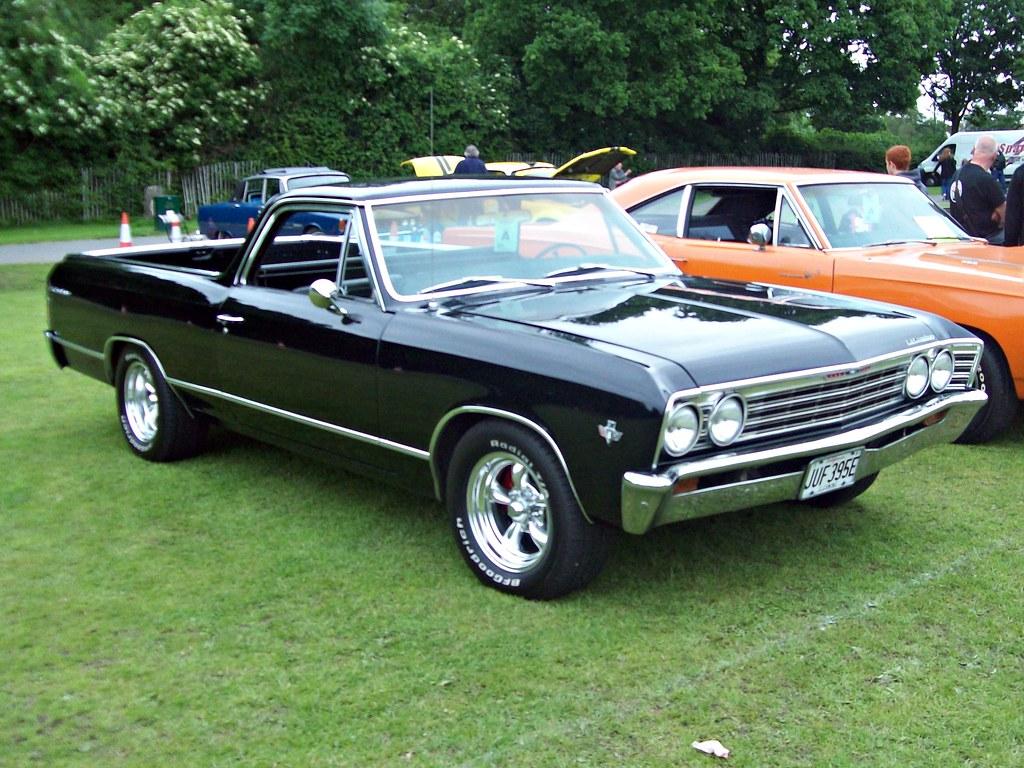 67 Chevrolet El Camino (2nd series) (1967)   Chevrolet C/K ...