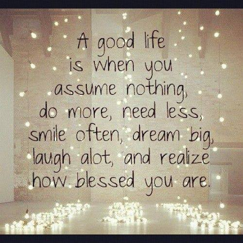 New Good Life Sayings And Quotes For Facebook