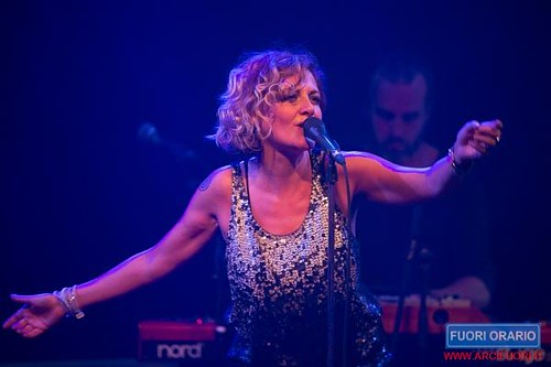04/10/2013 Irene Grandi al Fuori Orario