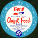 Bond Angel Food Cake label