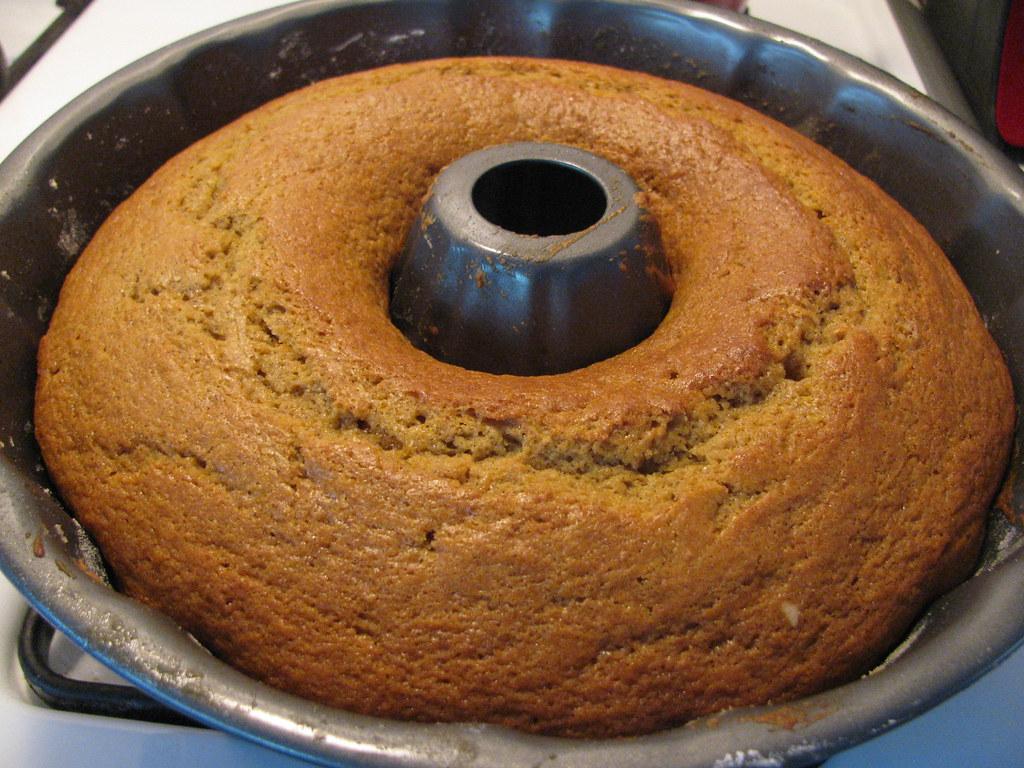 Bourbon Glaze For Pound Cake