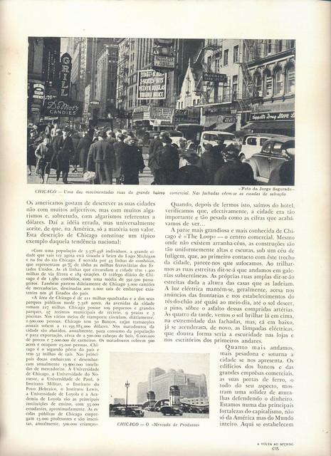 A Volta ao Mundo, Ferreira de Castro, Nº 15, 1944 - 46