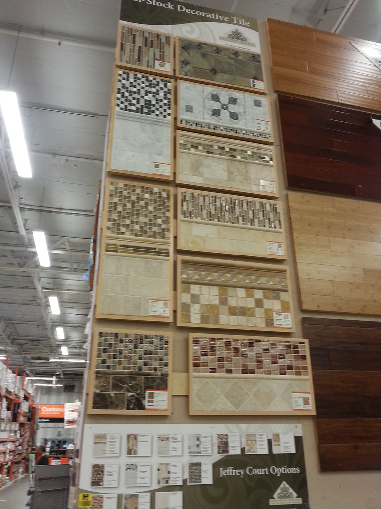 Backsplash Ideas Home Depot Kitchen Remodel 2014 Flickr