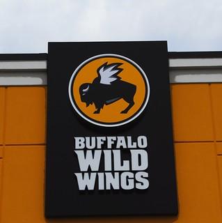 Buffalo Wild Wings front facade