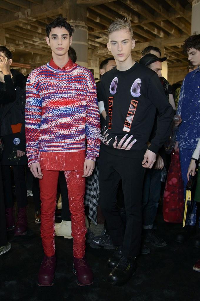 Dominik Sadoch3061_5_FW14 Paris Raf Simons_Charlelie Benke(fashionising.com)