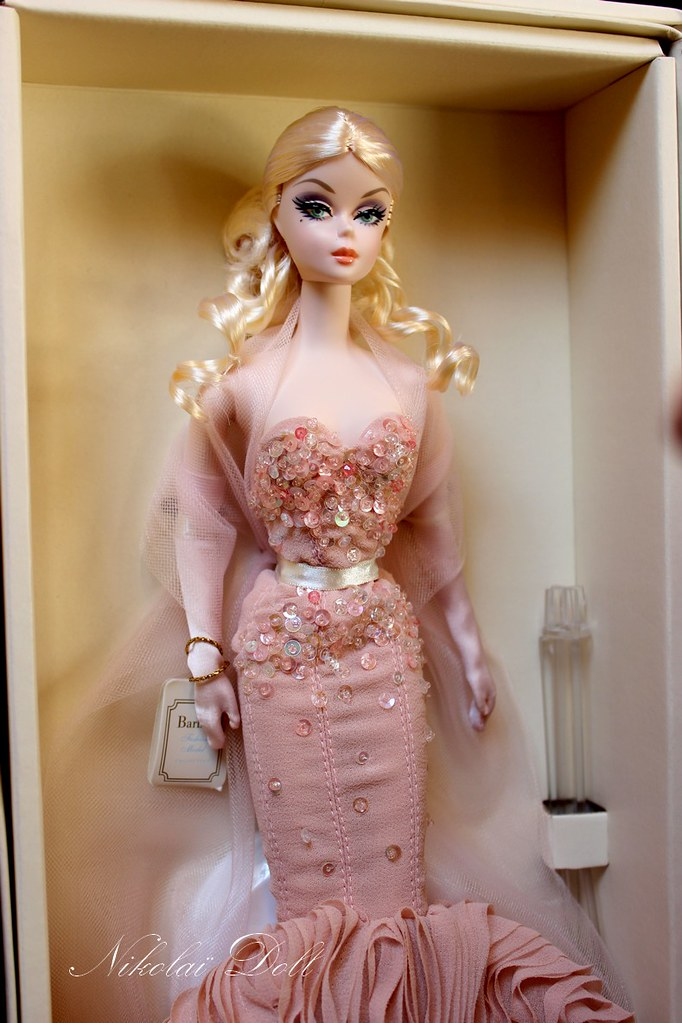 Barbie Silkstone Mermaid Gown | Nikolaï Doll | Flickr