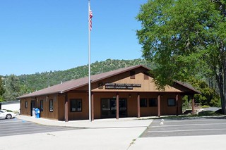 Auberry, CA post office | by PMCC Post Office Photos