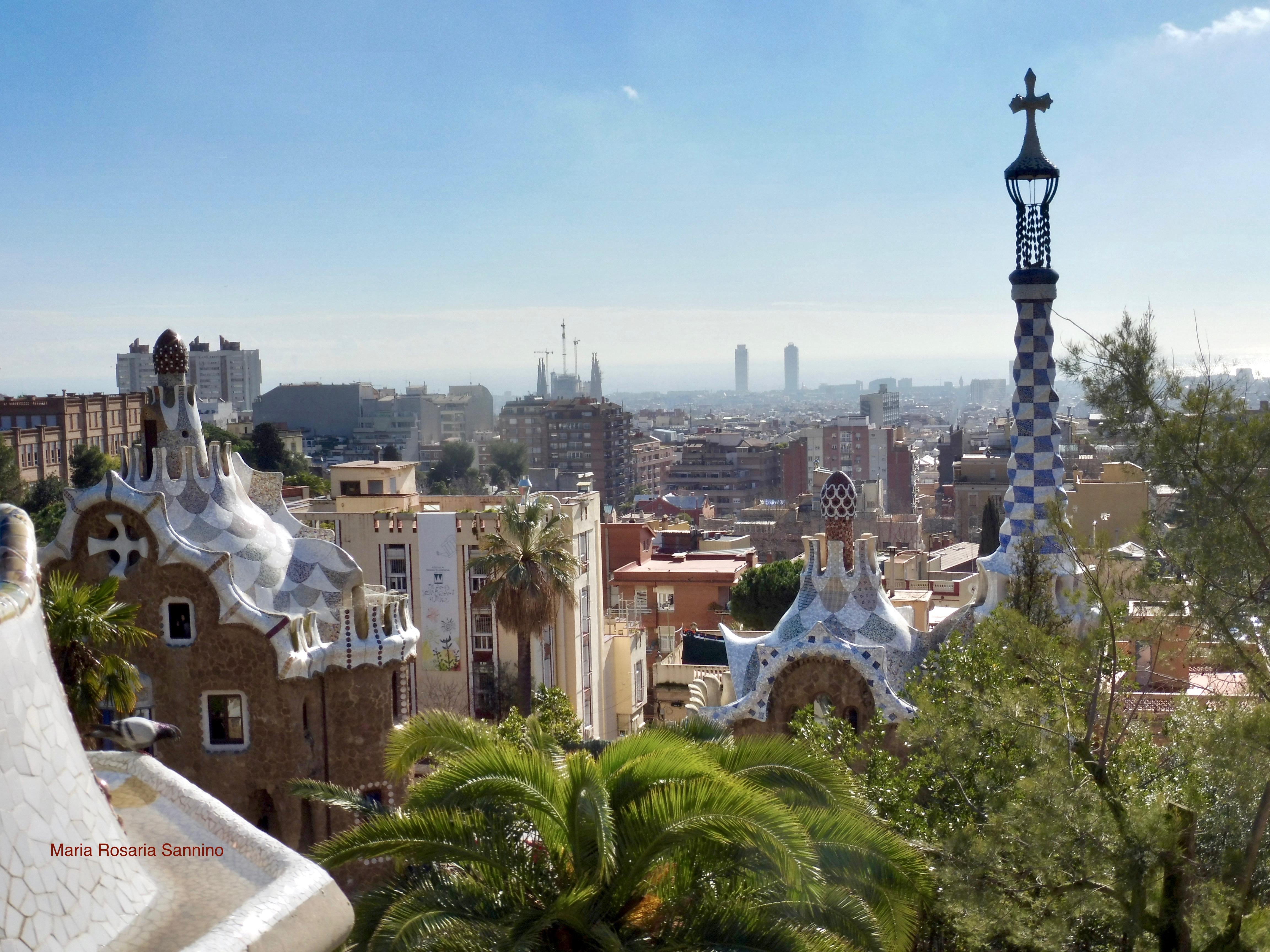 Perché Barcellona non è solo Gaudì