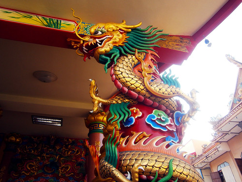 Vietnamese Style Thai Temple Bangkok | by Married with Maps