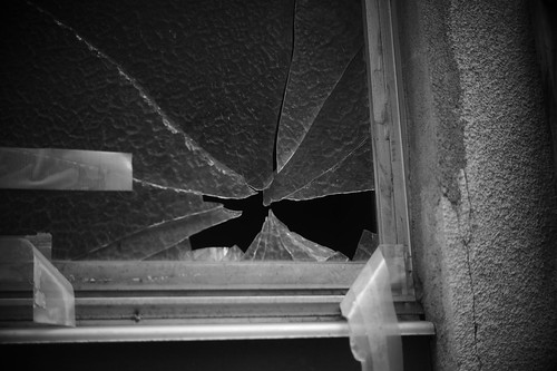 Cracked window theory