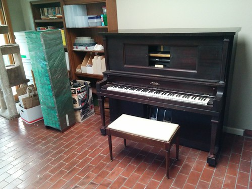 Modello Player Piano