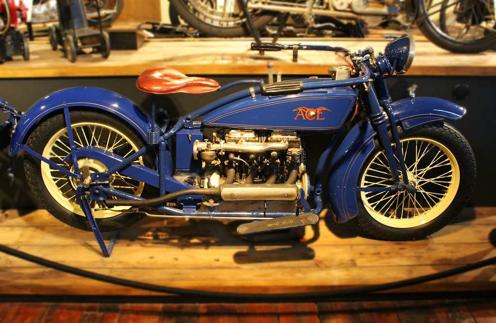 14 Indian Ace 1920 Motorcycles Ace Indian