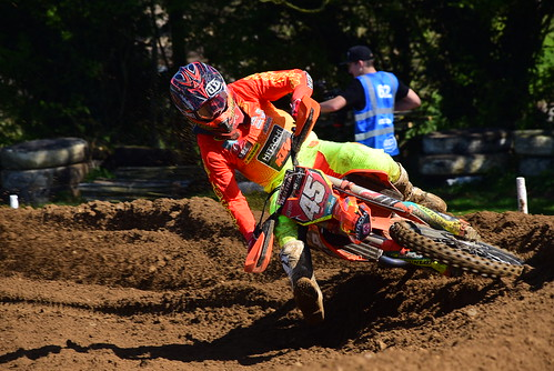 Jake Nicholls, MX1, British Motocross Championship, Cadders Hill 2017
