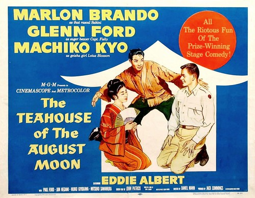 The Teahouse of the August Moon - Poster 1