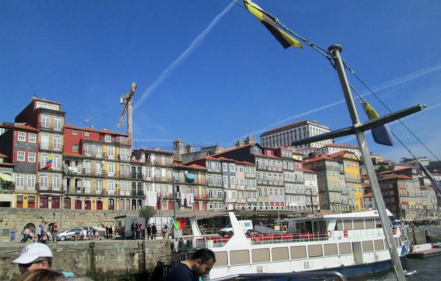 Buildings and Church, Porto