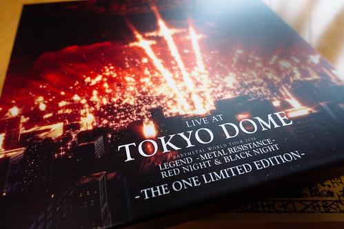 LIVE AT TOKYO DOME (BABYMETAL)