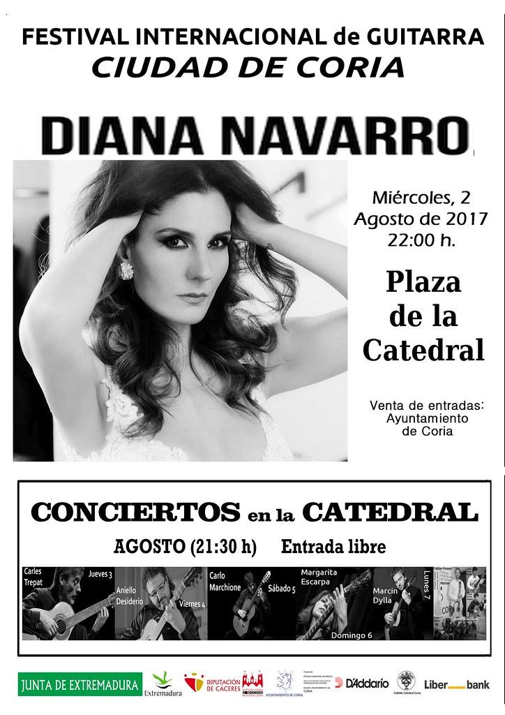 Conciertos del XXI Festival Internacional de Guitarra Clásica de Coria