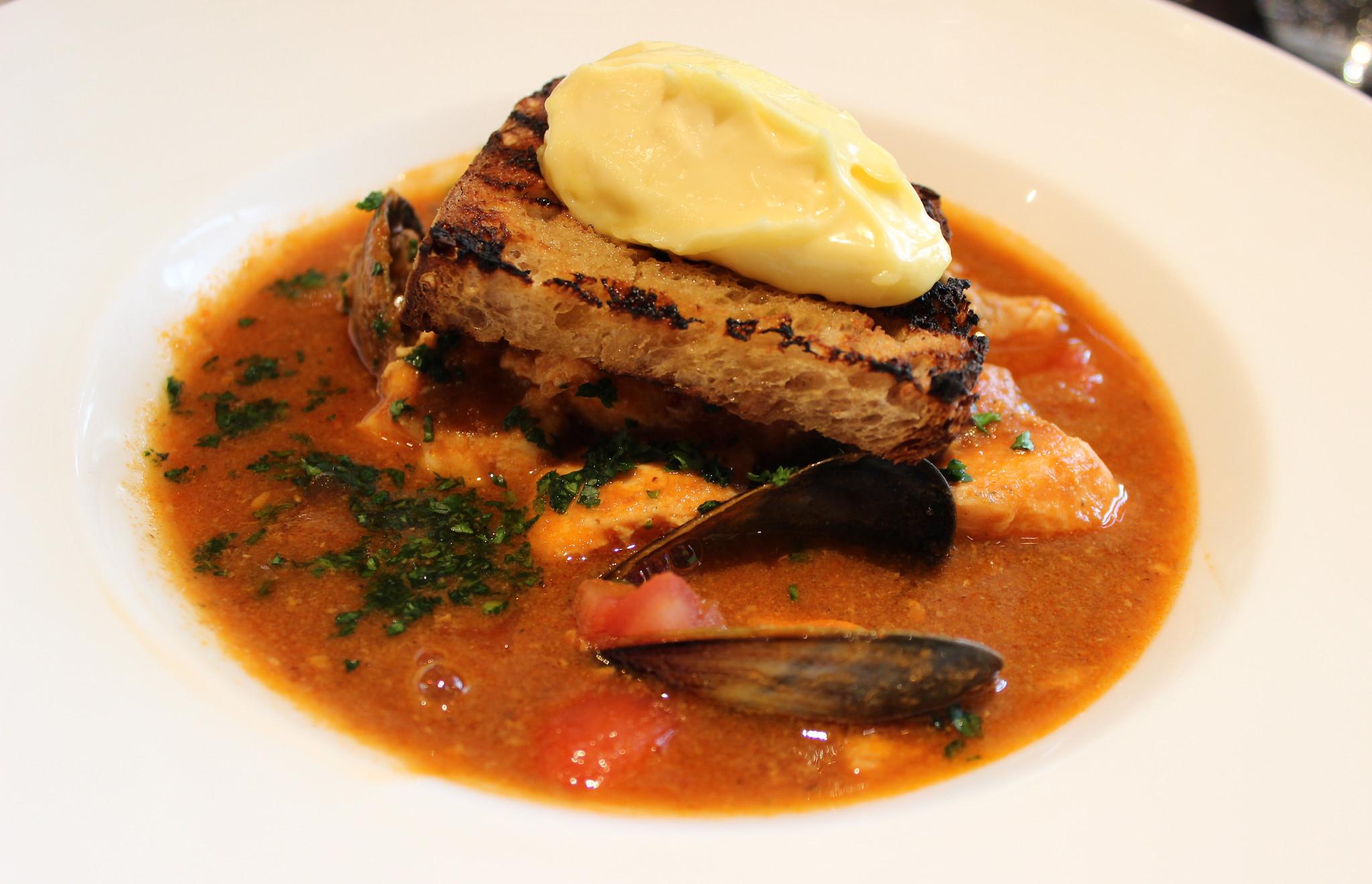 5 Hunter fish stew Hunter 486 The Arch London Restaurant Review FoodFashFit (9)