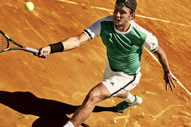 Lucas Pouille Roland Garros outfit