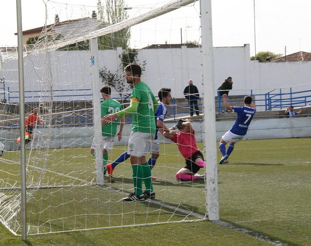 Caspe 5 - Altorricón 1 (26/03/2017)