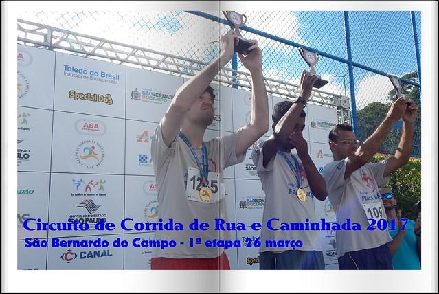 Circuito de Corrida de Rua e Caminhada de São Bernardo do Campo