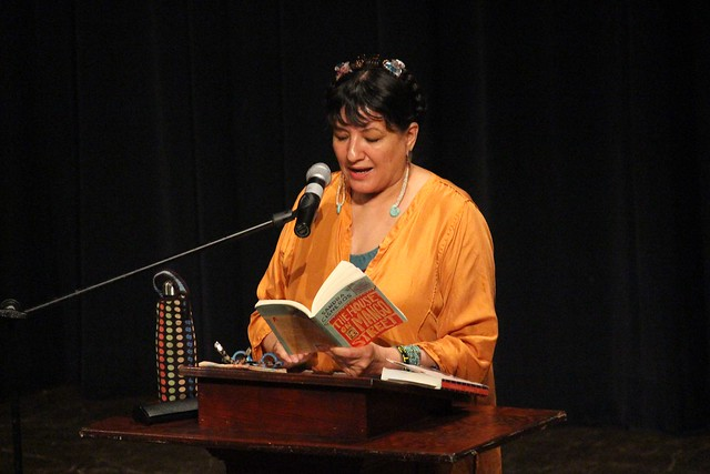 Sandra Cisneros at Judson