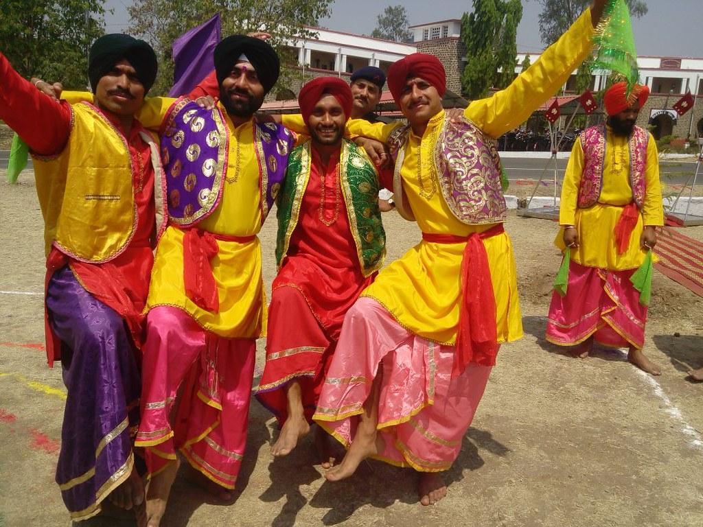 bhangra means full masti
