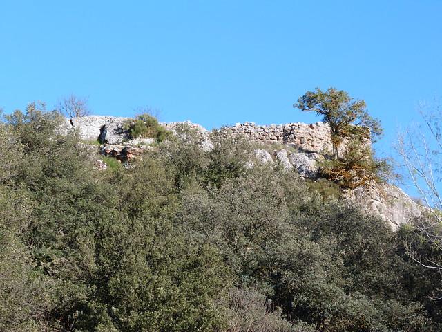 Castillo de Rochafrida (Ossa de Montiel, Albacete) - Escenario de Don Quijote de La Mancha