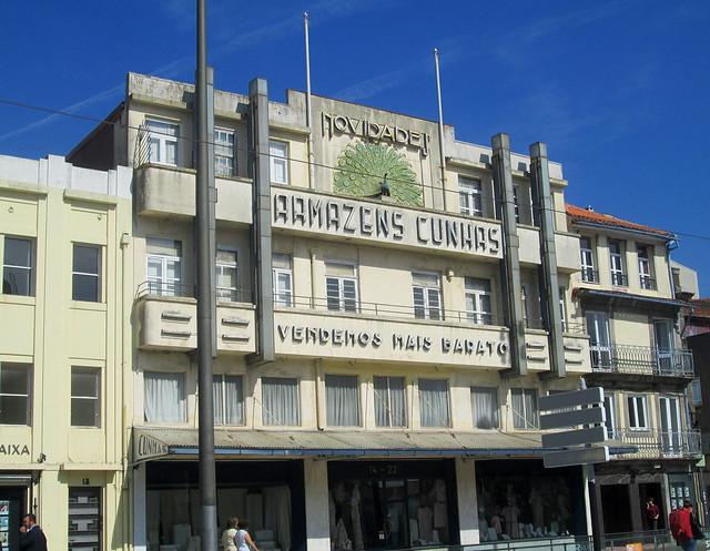 Armazéns Cunhas, Porto