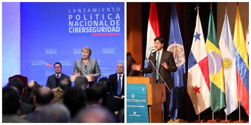 Paraguay y Chile adoptan Planes Nacionales de Ciberseguridad con apoyo de OEA