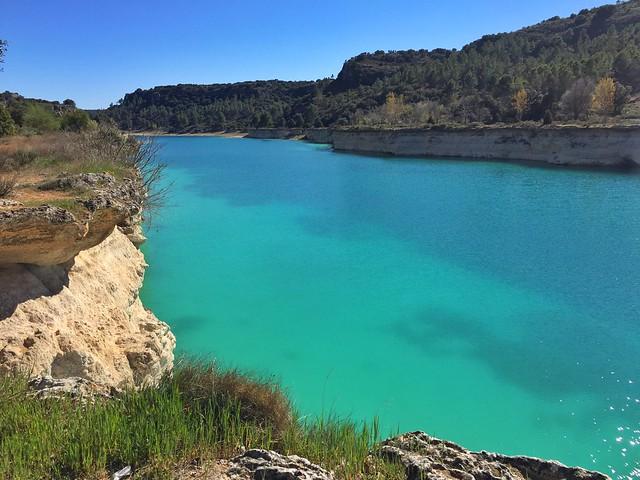 Las lagunas de Ruidera son otro escenario del Quijote