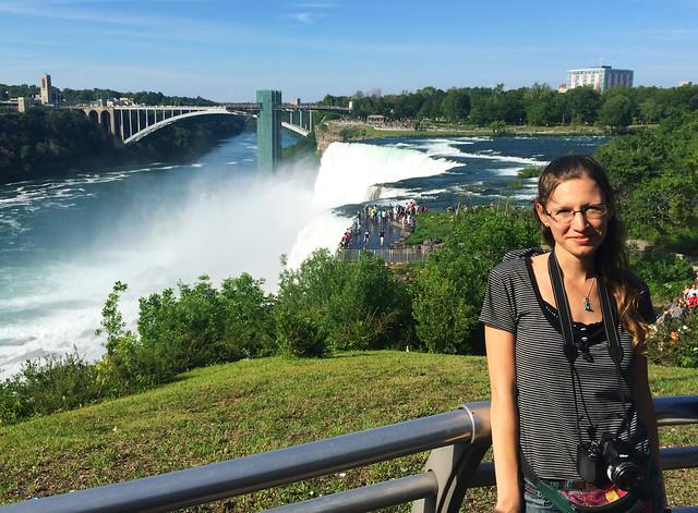 Stunning Waterfalls From The US: Niagara Falls, New York, USA