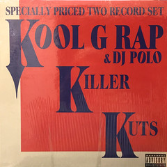 KOOL G RAP & DJ POLO:KILLER KUTS(JACKET A)