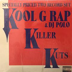 KOOL G RAP & DJ POLO:KILLER KUTS(JACKET A)