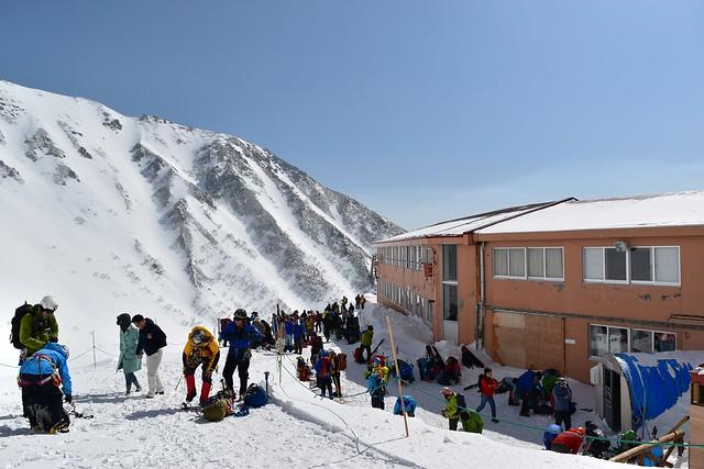 木曽駒ヶ岳・千畳敷