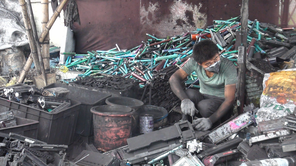 curbing environmental pollution through recycling Who releases recommendations on curbing environmental noise, which is linked to stress and heart disease along with noise from planes, trains and automobiles, the din pumped through headphones.