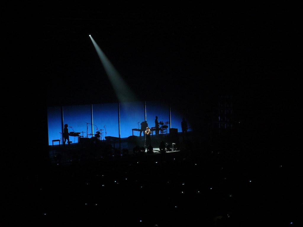 Nine Inch Nails, live at Mediolanum Forum, Milan 28/08/201… | Flickr