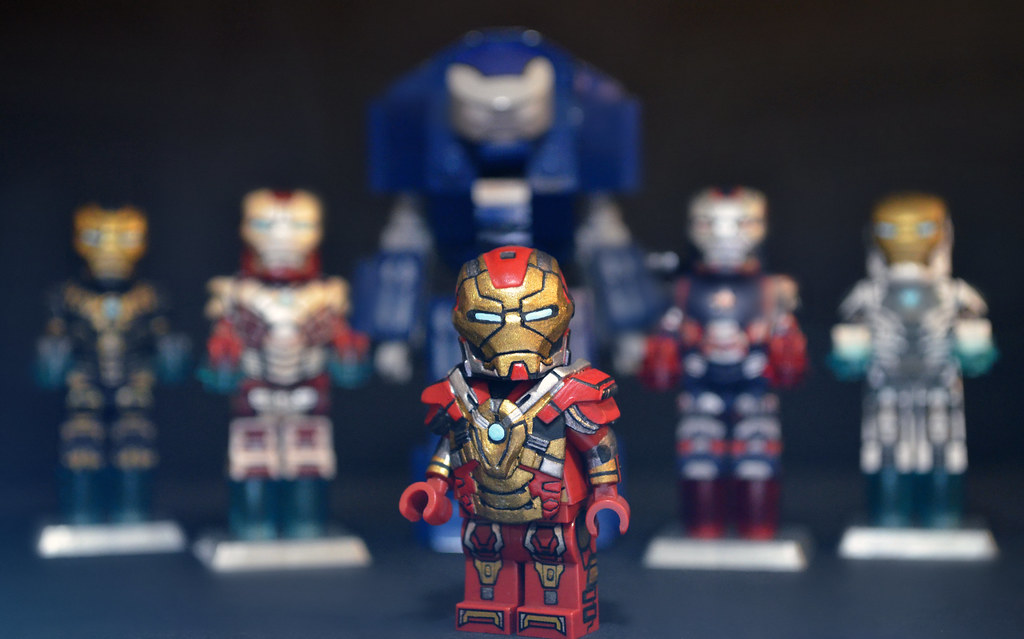 ... LEGO Iron Man 3 : Mark 17 Heartbreaker Suit V2 | By MGF Customs/Reviews