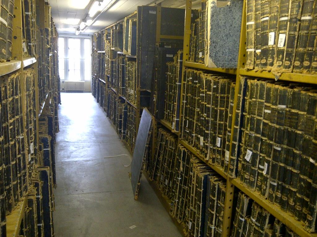 Newspaper library # 3