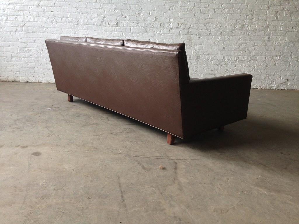 Tempting thayer coggin mid century modern sofa high point n c 1960s